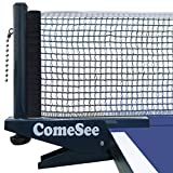Comesee Professional Ping Pong Net Clip on