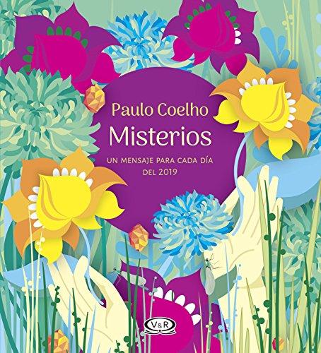 V&R Editorias Calendario de Mesa con Caja Paulo Coelho Misterios