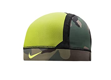 5a1838e03cf Image Unavailable. Image not available for. Colour  Nike Pro Combat  Hypercool Vapor Skull Cap ...