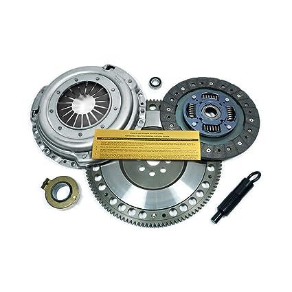 Amazon.com: EFT CLUTCH KIT+CHROMOLY FLYWHEEL 5/92-99 ECLIPSE TALON LASER FWD 7BLT 2.0 TURBO: Automotive