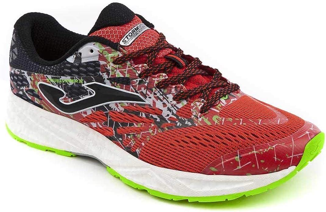 Joma - Zapatillas de running Storm Viper Rojo Size: 45 EU: Amazon.es: Zapatos y complementos
