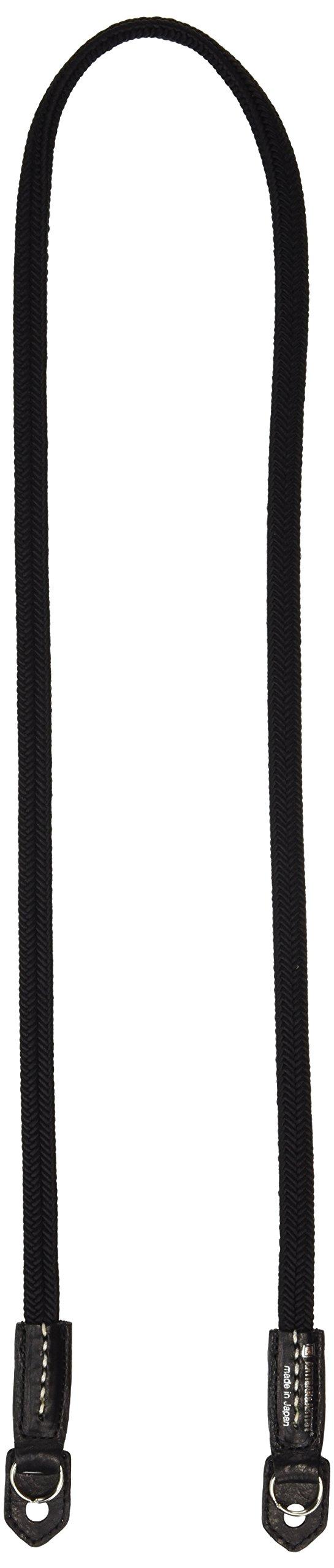 Artisan & Artist ACAM 310N–Strap in Silk Braided–Black