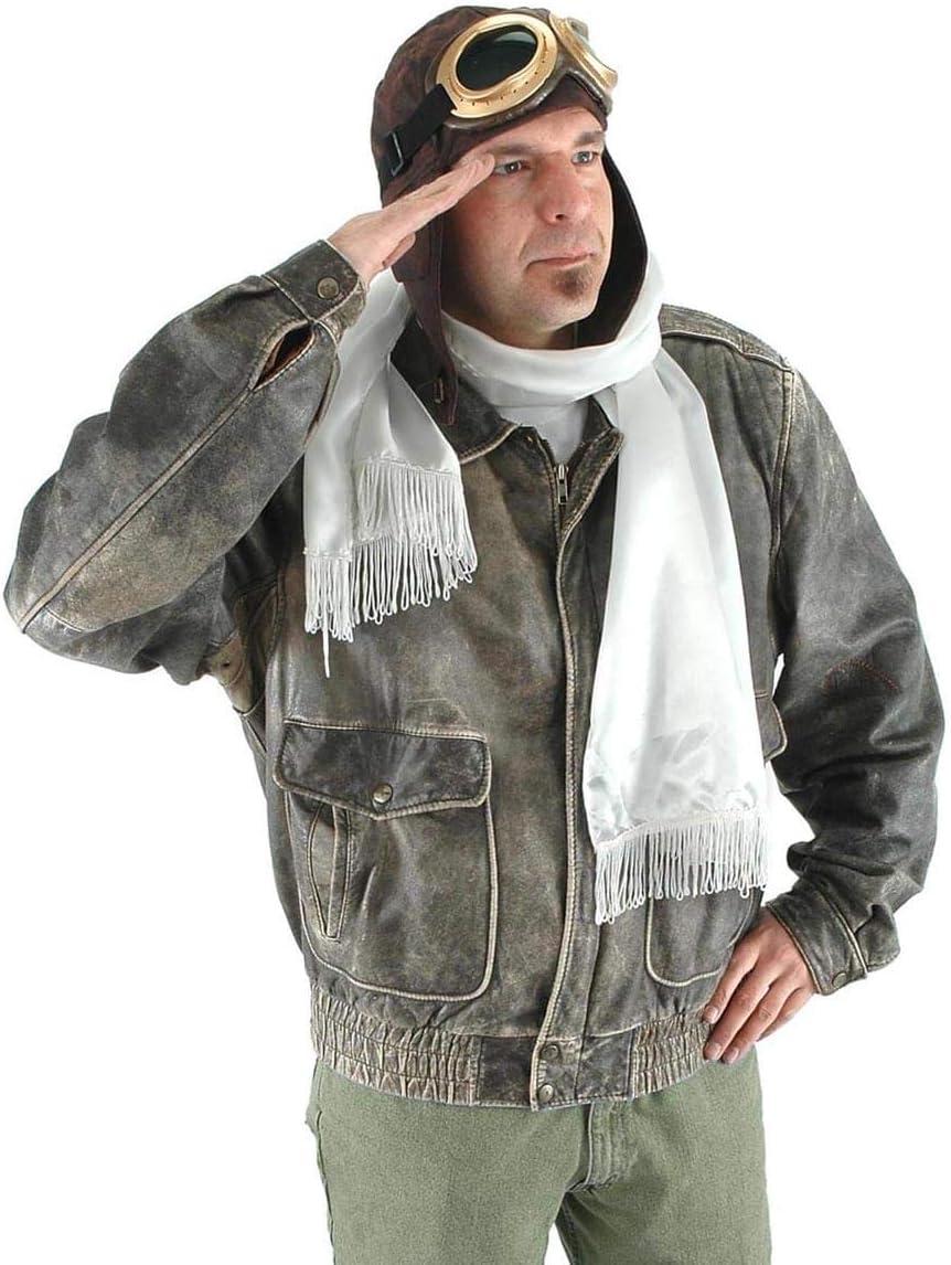 Elope - Kit de accesorios para disfraz de aviador con gafas, gorro ...
