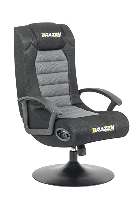 Outstanding Amazon Com Brazen Stag 2 1 Bluetooth Surround Sound Gaming Evergreenethics Interior Chair Design Evergreenethicsorg