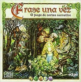 ERASE UNA VEZ (JUEGO DE CARTAS NARRATIVO): 9788415334804 ...