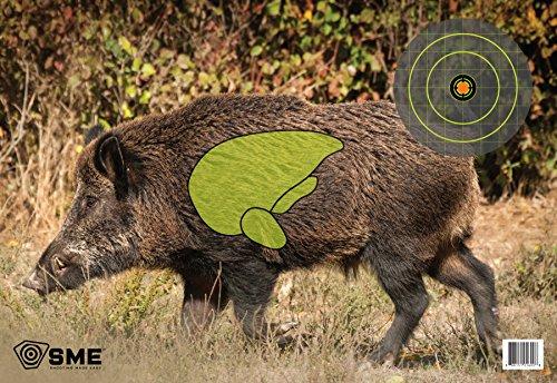Review SME Target Feral Hog Target