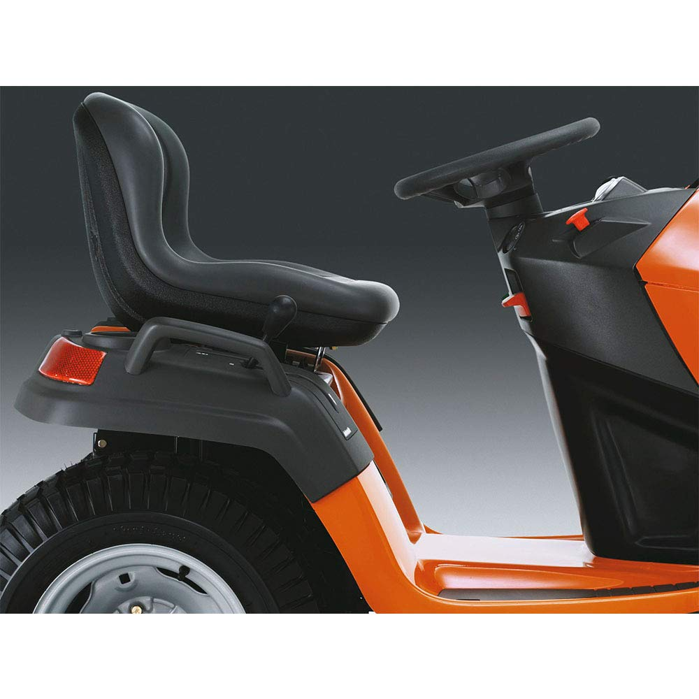 husqvarna riding mower reviews