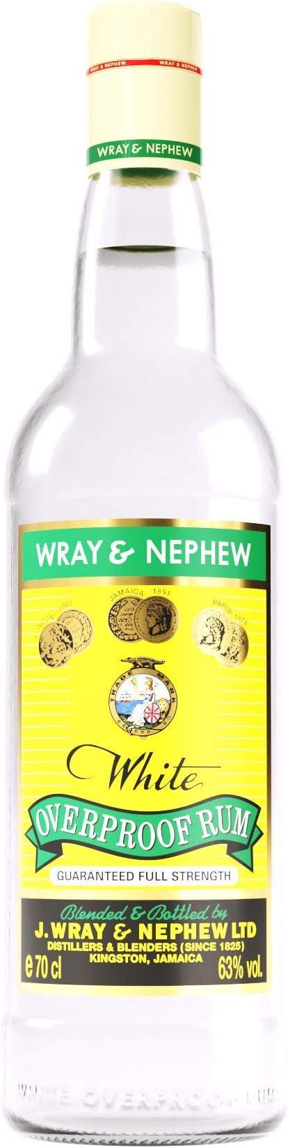 Wray and Nephew Overproof White 0,70 lt. 63°