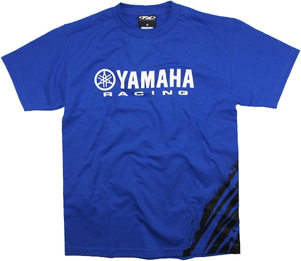 Black, Large Factory Effex 14-88182 Yamaha Flare T-Shirt