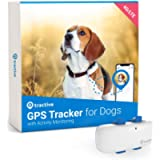 Tractive GPS Dog LTE - GPS Dog Tracker and Dog Activity Monitor with Unlimited Range, Waterproof (Newest Model) (TRNJAWH…
