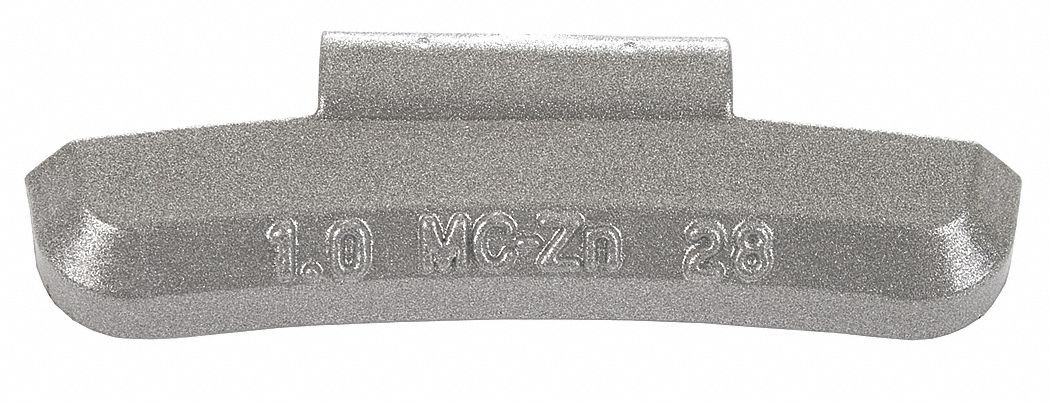 Wheel Weight, MCZ SRS, 3.00 Oz, PK25 PERFECT EQUIPMENT