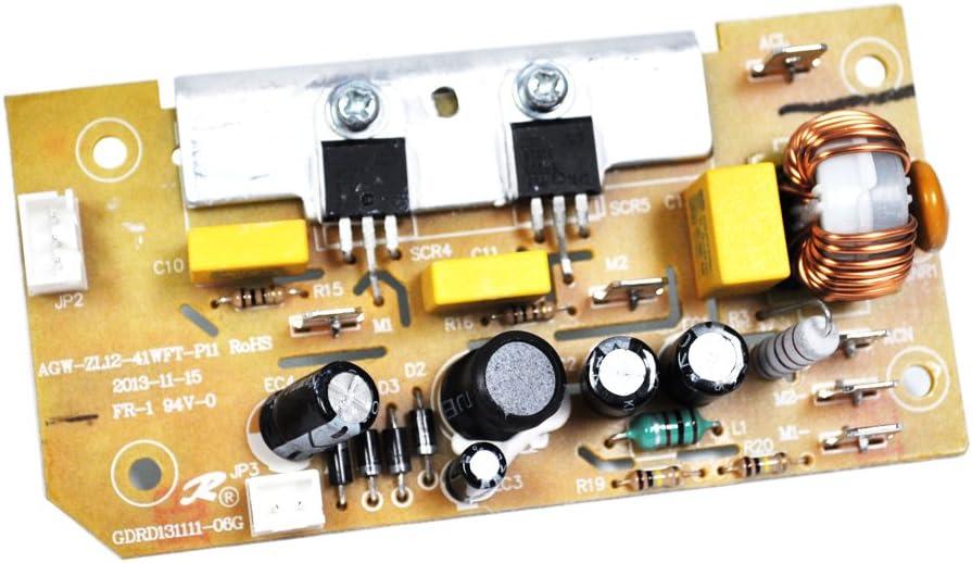 Sirena S10NA Vacuum Cleaner Main Electronics Computer Controller/PCB Board. P/N: V41W9901A