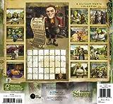 2011  Shrek Forever After  Wall Calendar