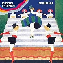 Museum of London wall calendar 2016 (Art calendar)