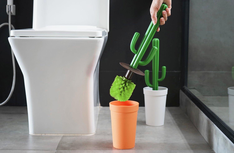 Qualy Spazzola da Toilette Cactus