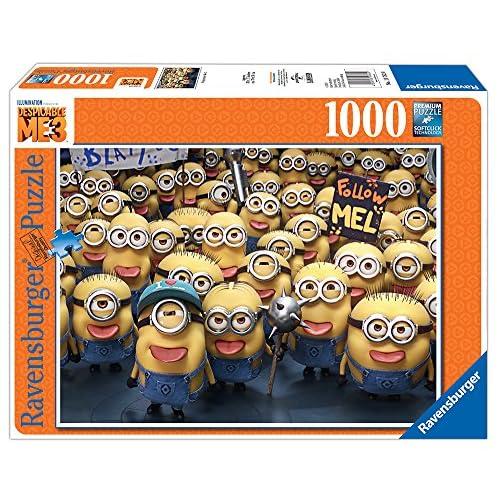 New Ravensburger Universal Despicable Me3 Puzzle 1000 Piece