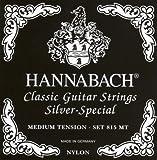 Hannabach 815MT Medium Tension, Full Set Classical Guitar Strings