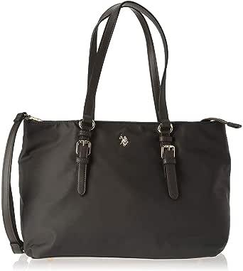 حقيبة يد هيوستن بمقبض مزدوج للحمل للنساء من يو اس بولو