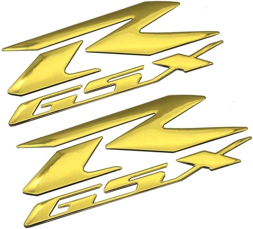 Color : Red Motorrad reflektierende K/örper Shell-Aufkleber Abziehbilder Abzeichen for Suzuki R-Logo GSXR 600 750 1000 1300 K1 K2 K3 K4 K5 K6 K7 K8 K9