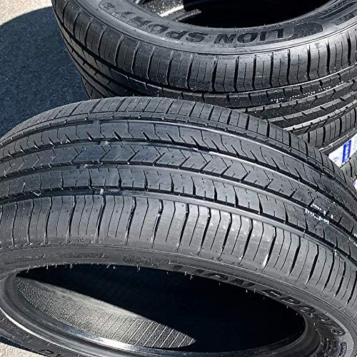 Set of 2 235//50R18 101W XL TWO Leao Lion Sport 3 High Performance All Season Tires