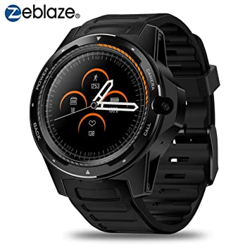 Nuevo Zeblaze SmartWatch 4G LTE Smart Watch Cámara Frontal de 8.0 ...