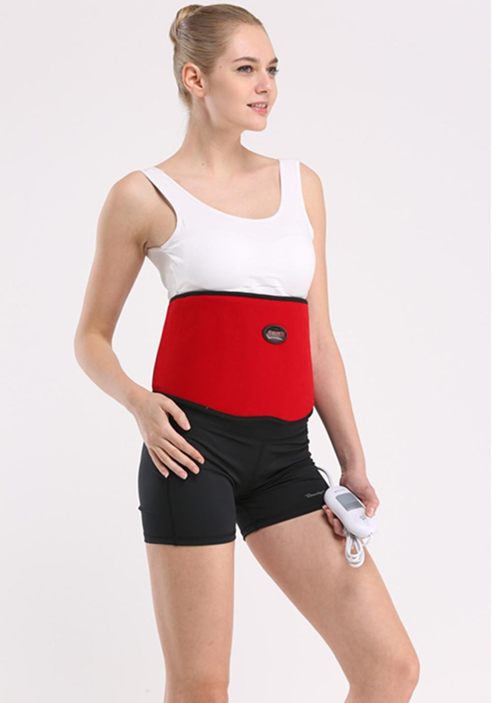 Electric heating Keep warm Waist band ,Thermal therapy to warm the waist, Relieve waist soreness , 001