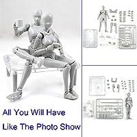 Espeedy Modelo de figura de acción,2.0 Action Figure
