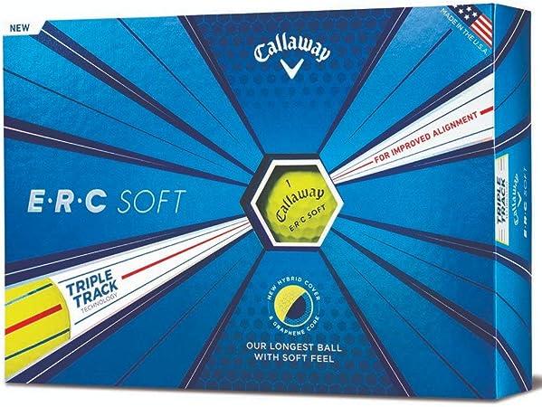 Image ofCallaway Erc Soft Triple Track 19 Golf Ball - Pelotas de Golf Hombre