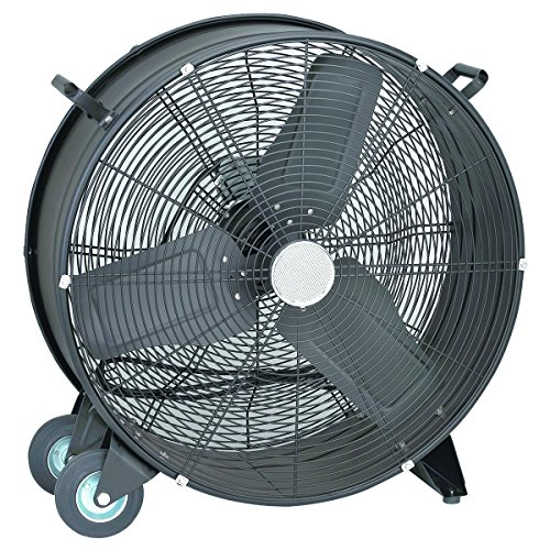 (24 in. High Velocity Shop Fan HFJ14)