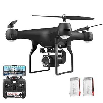 Godyluck F68 RC Drone con cámara 1080P Gesture Photo Video Track ...