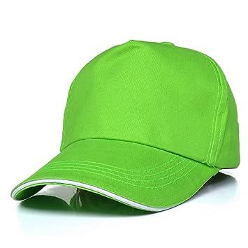 GSFD&DFGW Viseras de algodón Gorra publicitaria Sombrero de ...