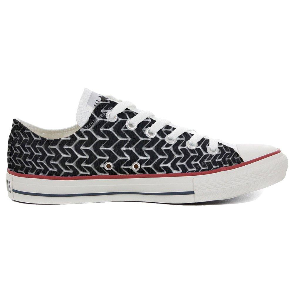 Converse All Star Slim personalisierte Schuhe (Handwerk Produkt) Pirelly  36 EU