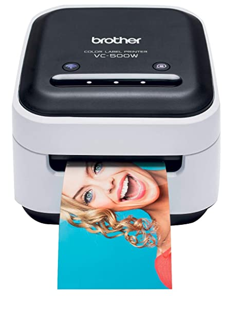 Brother VC-500WCR | Impresora Foto/Creativa, Wi-Fi, Modelo ...