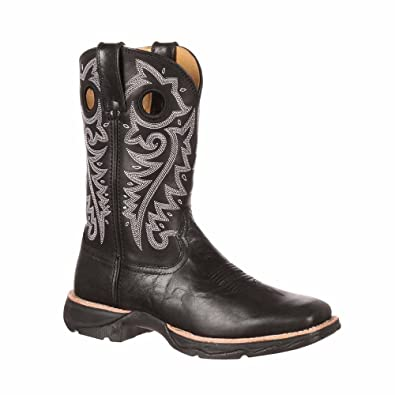 Women's Ramped Up Lady Rebel Western Leather Casual Boots