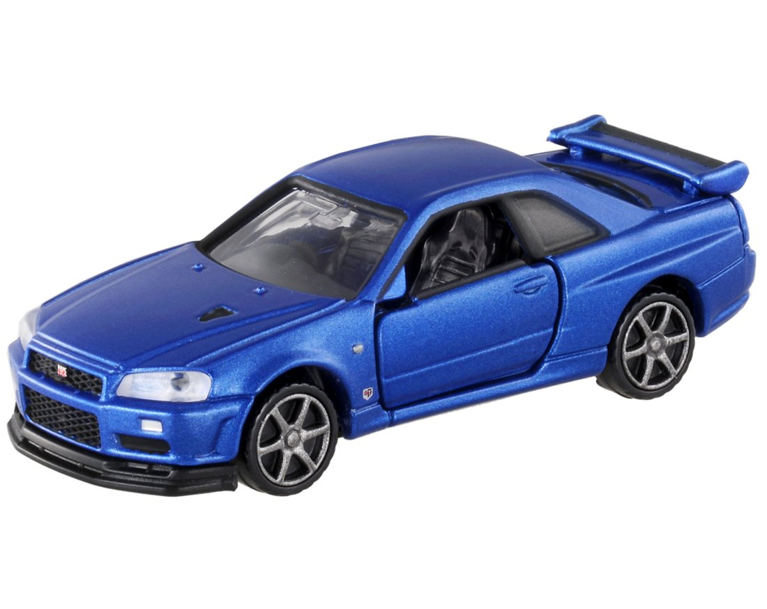 Tomica Tomica premium 11 Nissan Skyline GT-R V-SPEC2 Nur