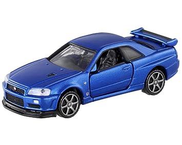 Tomica Tomica premium 11 Nissan Skyline GT-R V-SPEC2 Nur: Amazon.es: Juguetes y juegos