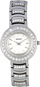 Watch for Women by Heloisa, Stainless Steel, Silver, Analog, 76120909
