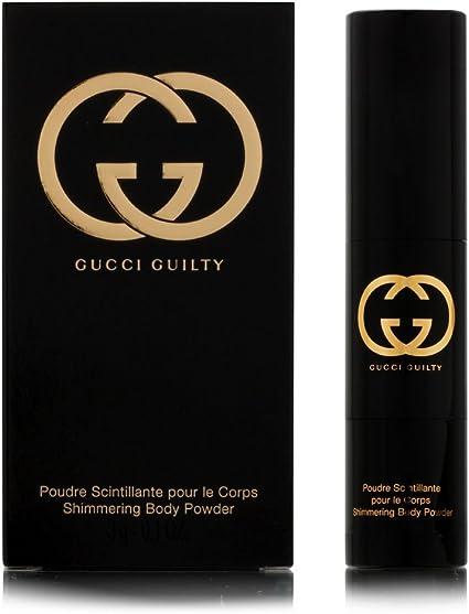 Gucci Guilty femme/mujer, Shimmering Body Powder 3 g, 1er Pack (1 ...