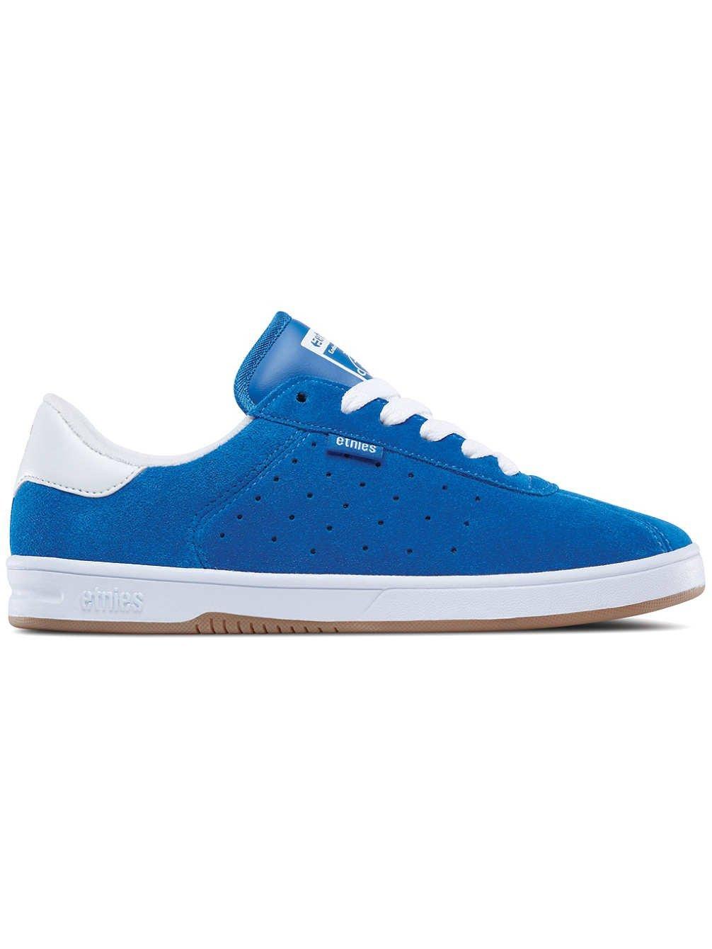 Etnies Women's The Scam W's Skate Shoe B01N3AMH1L 9.5 B(M) US|Blue/White