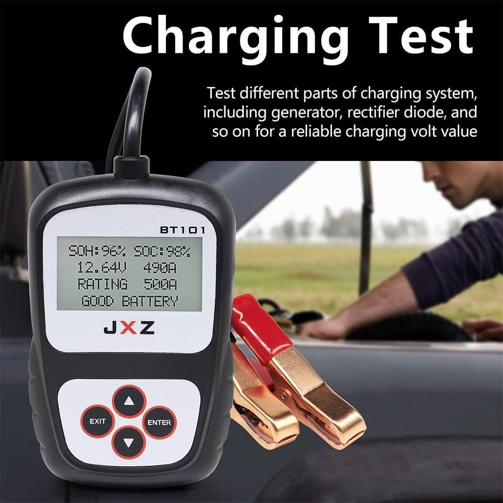 JXZ BT101 Automotive Car Batteries Digital Battery Tester For 12V ...