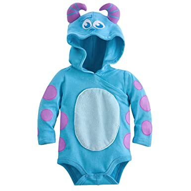 Disney Sulley Monsters Inc. Baby Halloween Costume Bodysuit Hooded Size 12-18 Months  sc 1 st  Amazon.com & Amazon.com: Disney Sulley Monsters Inc. Baby Halloween Costume ...