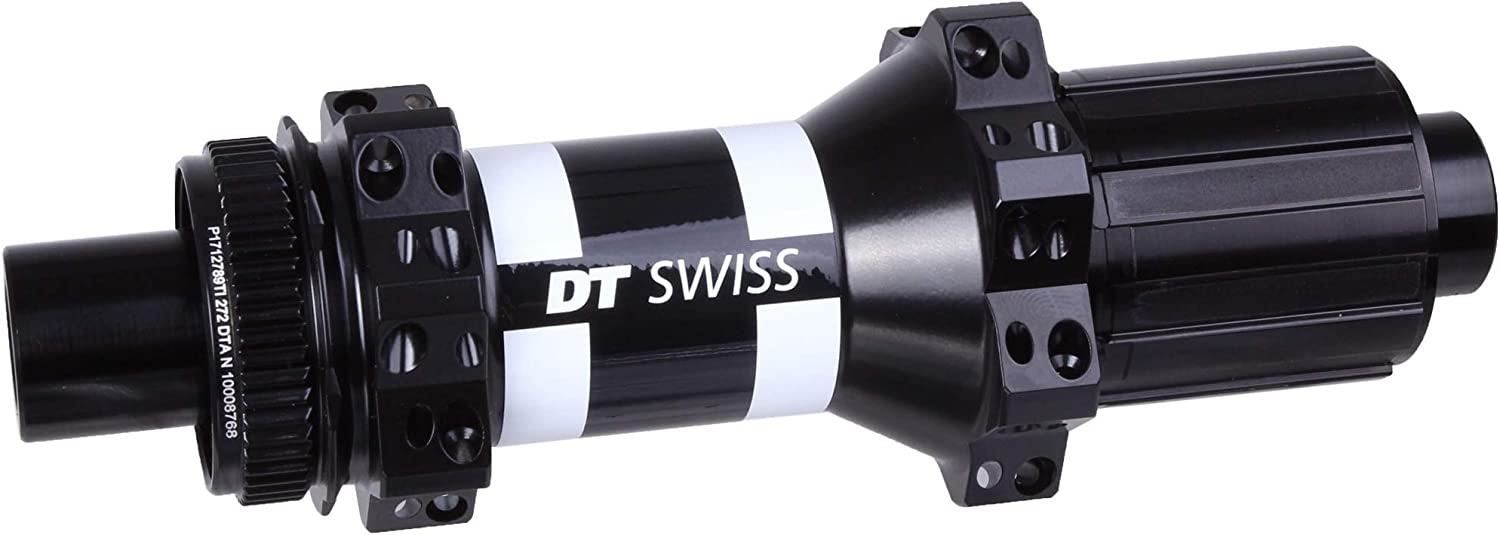 DT Swiss 350 Straight Pull Road front 24 hole 15 mm thru-axle Centre-Lock disc
