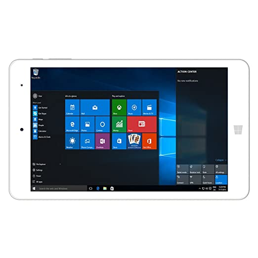 "167 opinioni per CHUWI Hi8 Pro Tablet PC- 8"" pollici IPS Windows 10 & Android 5.1 Intel Cherry"