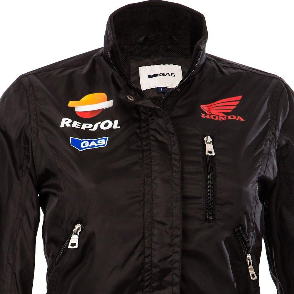 HONDA Oficial Gas Repsol Team Moto GP Mujer al Viento ...