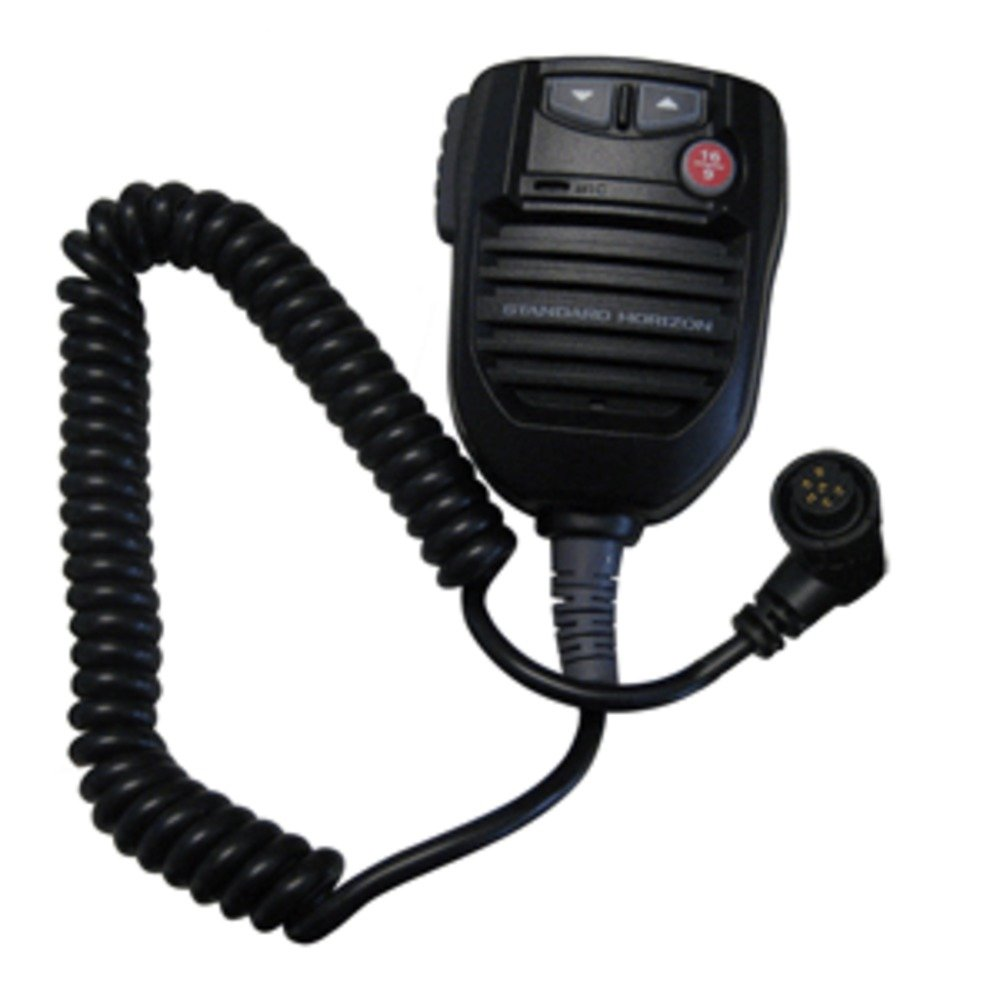 Standard Horizon Replacement VHF MIC f/GX5500S & GX5500SM - Black by Standard Horizon