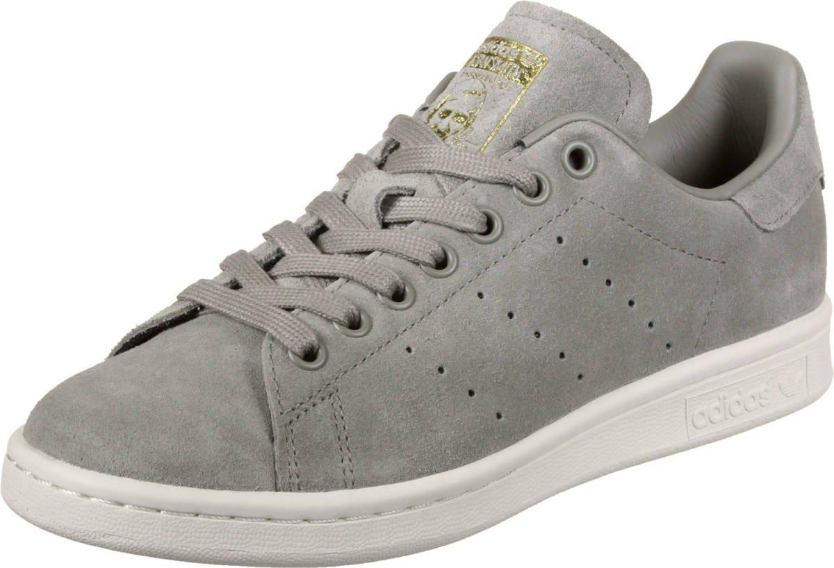 adidas Zapatillas Stan Smith, Bb0038, para hombre, hombre, B-BB0038, gris, 10 10 gris