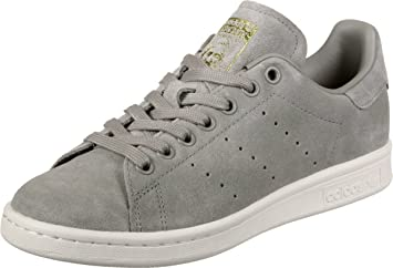 adidas Stan Smith Bb0038, Homme - Gris (grau), 37 EU