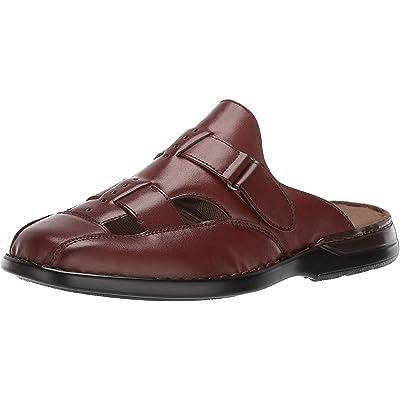 STACY ADAMS Men's Alba Closed Toe Slide Sandal | Sport Sandals & Slides