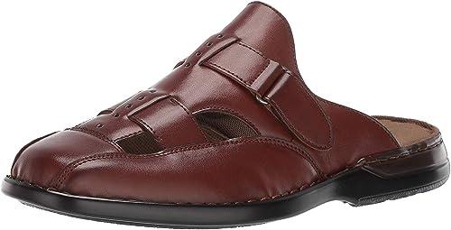 Alba Closed Toe Slide Sandal