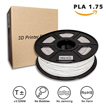 YOUWEI filamento de impresora 3D de alta calidad de 1,75 mm PLA ...